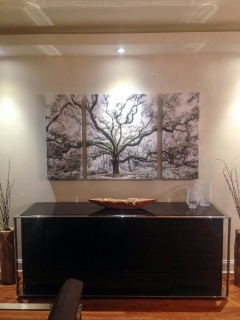 <h5>Tree of Life 36x60 Triptych</h5>
