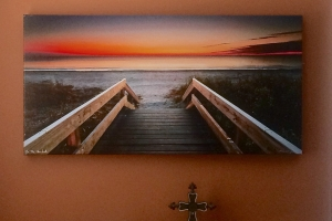 <h5>On the Boardwalk 28x60</h5>