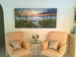 <h5>Sea Oat Song 28x60</h5>