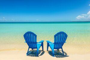 Blue Chair Big