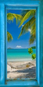 Window To The World  Panoramic Hammock Big